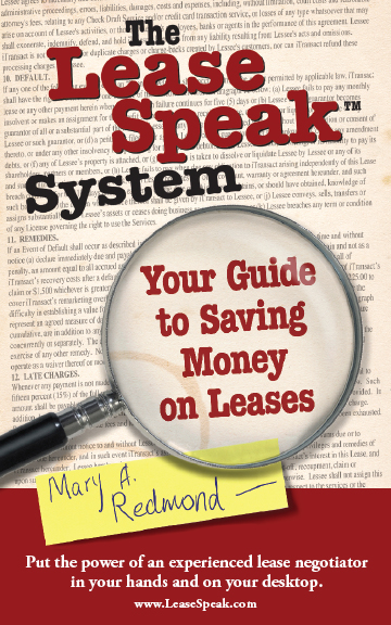 LeaseSpeak System