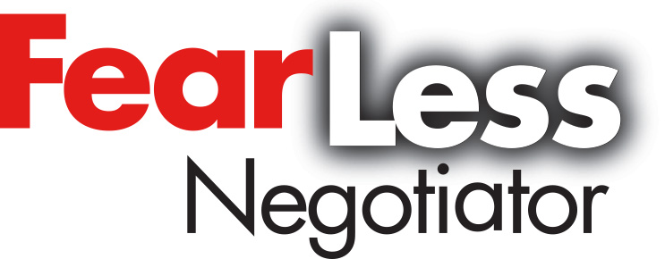 FearLess Negotiator logo