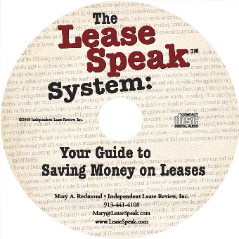 Your Guide to Saving Money on Leases