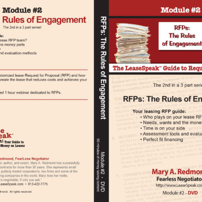 Module 2 RFPs The Rules of Engagement