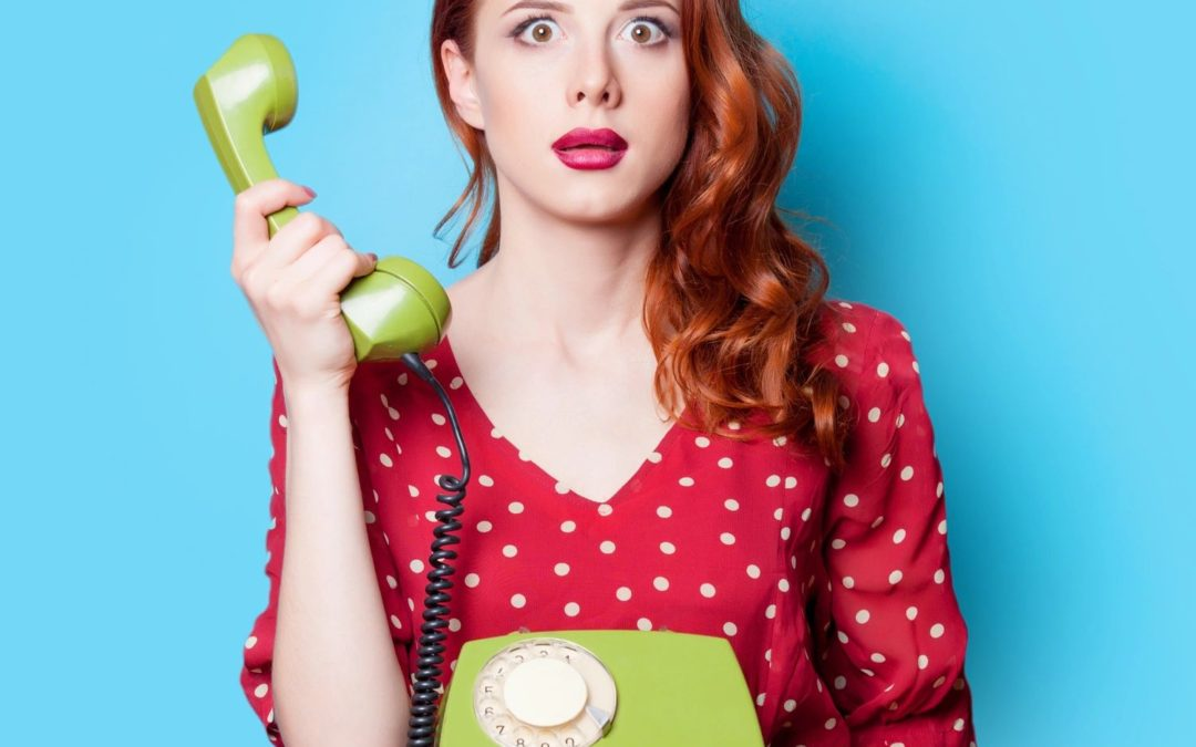TELEPHONE TIPS: It's Not About YOU